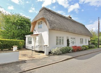 Thumbnail 3 bed detached house for sale in High Street, Longstanton, Cambridge