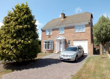 Thumbnail 4 bed property for sale in Sutton Close, Folkestone