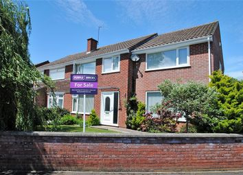 Thumbnail 4 bed semi-detached house for sale in Wind Down Close, Durleigh, Bridgwater