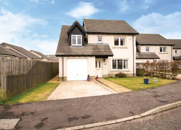 Thumbnail 3 bed detached house for sale in Gilmours Avenue, Blackford, Auchterarder, Perthshire