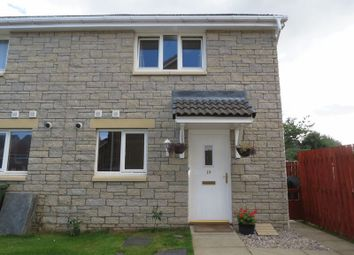 Thumbnail 2 bed end terrace house for sale in Woodlands Walk, Westhill, Inverness