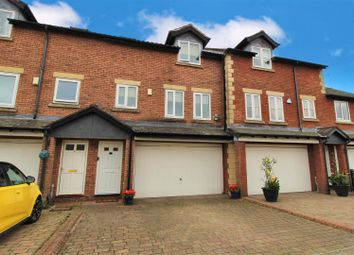 Thumbnail 4 bed terraced house for sale in Guardians Court, North Road, Ponteland, Newcastle Upon Tyne