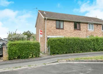 Thumbnail 3 bed semi-detached house for sale in Newmans Way, Bulford, Salisbury