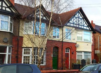 Thumbnail 6 bed shared accommodation to rent in Grange Road, Chester