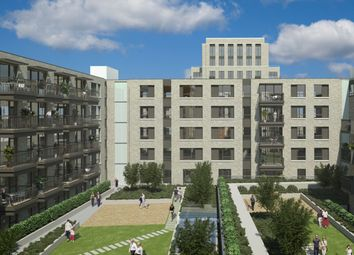 Thumbnail 3 bedroom flat for sale in Plough Way, Surrey Quays, Lewisham, London