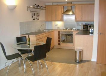 Thumbnail 2 bedroom flat to rent in Velocity East, 4 City Walk, Leeds