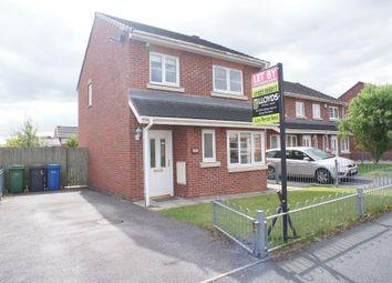 Thumbnail 3 bed detached house for sale in Blenheim Close, Padgate, Warrington