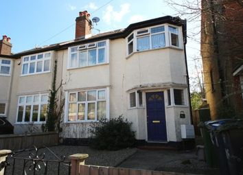 Thumbnail 2 bed flat to rent in Malden Hill, New Malden
