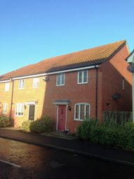 Thumbnail 3 bedroom end terrace house to rent in Privet Way, Red Lodge
