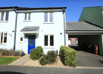 Thumbnail 3 bed property for sale in Greenhill Road, Plymstock, Plymouth