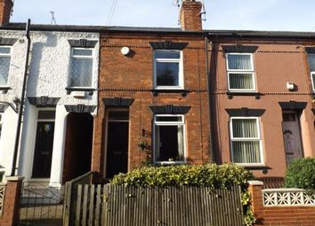 Thumbnail 2 bed terraced house for sale in Fisher Lane, Mansfield, Nottinghamshire