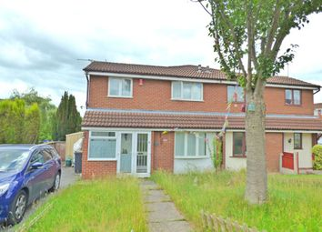 Thumbnail 2 bed semi-detached house to rent in Winterside Close, Waterhayes, Newcastle