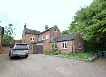 Thumbnail 5 bed detached house for sale in Church Lane, Cossall, Nottingham