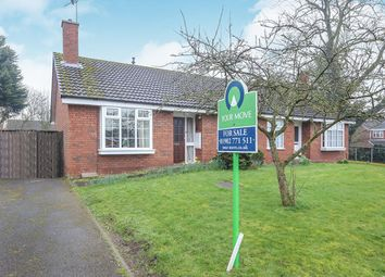 Thumbnail 2 bed bungalow for sale in Moors Drive, Coven, Wolverhampton