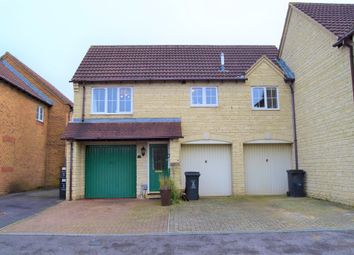 Thumbnail 1 bed semi-detached house for sale in Gamekeepers Close, Swindon