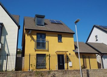 Thumbnail 4 bedroom detached house for sale in Plymstock, Devon