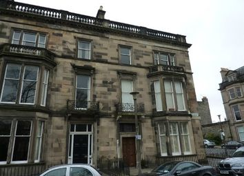 Thumbnail 2 bed flat to rent in Buckingham Terrace, Edinburgh