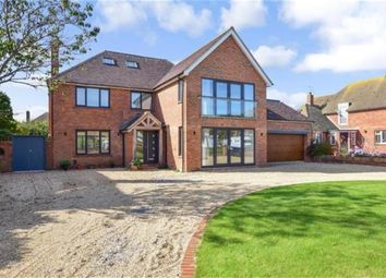 Thumbnail 5 bed detached house for sale in Sea Lane, Goring By Sea, West Sussex