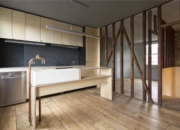 Thumbnail 3 bed flat to rent in Hackney Road, London