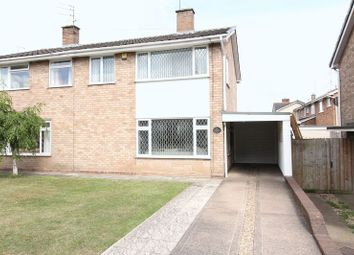 Thumbnail 3 bed semi-detached house for sale in Wombourne Road, Swindon, Dudley