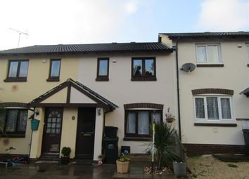 Thumbnail 3 bed terraced house for sale in Moorland Gate, Heathfield, Newton Abbot