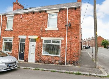 Thumbnail 2 bed end terrace house for sale in Parmeter Street, Stanley, Durham