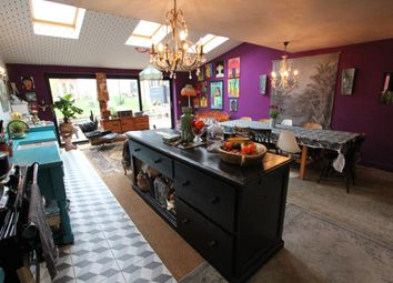 Thumbnail 6 bed semi-detached house for sale in East View, St. Ippolyts, Hitchin