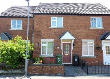 Thumbnail 2 bedroom terraced house to rent in Grantham Close, Belmont, Hereford