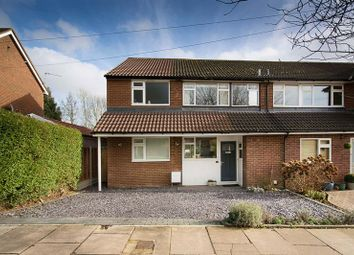 Thumbnail 4 bed semi-detached house for sale in Therfield Road, St.Albans