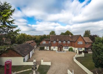 Thumbnail 7 bed country house for sale in Sandford Lane, Woodley, Reading