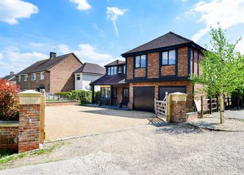 Thumbnail 5 bed detached house to rent in Rectory Drive, Farnham, Bishops Stortford