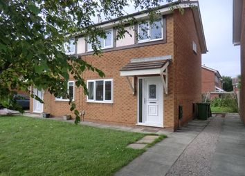 Thumbnail 3 bedroom property to rent in The Rowans, Poulton-Le-Fylde