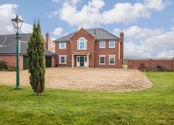 Thumbnail 4 bed detached house for sale in Needham Road, Harleston