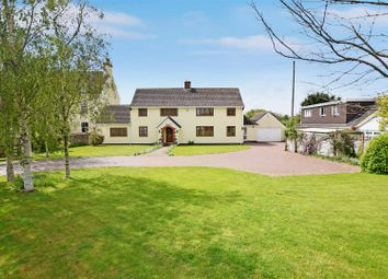 4 bed detached house for sale in Ham Green, Pill, Bristol BS20