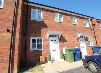 Thumbnail 2 bed terraced house to rent in Pattens Close, Whittlesey, Peterborough