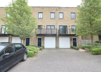 Thumbnail 4 bedroom town house for sale in College Road, Chatham, Kent.