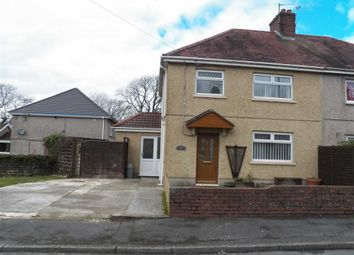 Thumbnail 3 bed semi-detached house for sale in Maes Tomos, Trimsaran, Kidwelly