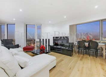 Thumbnail 2 bed flat to rent in Sky View Tower, 12 High Street