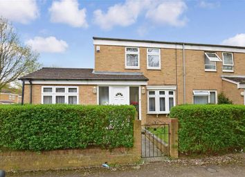Thumbnail 3 bed end terrace house for sale in Camden Close, Lords Wood, Chatham, Kent
