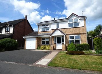 Thumbnail 4 bedroom detached house for sale in Oakhurst Drive, Wistaston, Crewe