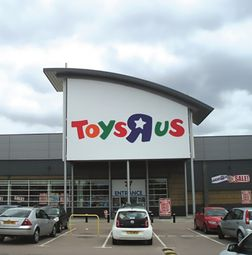 Thumbnail Retail premises for sale in Enfield Retail Park, Enfield