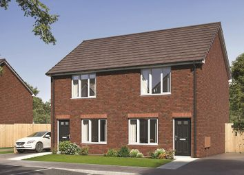 Thumbnail 2 bed semi-detached house to rent in Admirals Road, Birchwood Warrington