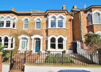 Thumbnail 5 bed semi-detached house for sale in Kent Road, Gravesend