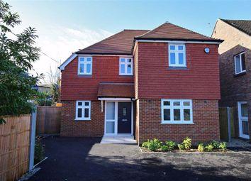 Thumbnail 3 bed detached house for sale in St. Hildas, Plaxtol, Sevenoaks