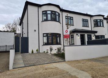 Thumbnail 5 bed semi-detached house for sale in Eton Avenue, Wembley, London