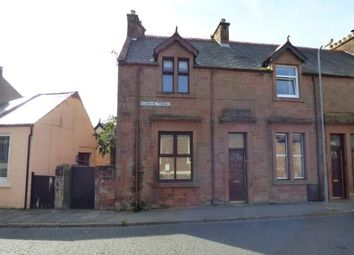 Thumbnail 2 bed semi-detached house for sale in Rosebank Terrace, Annan, Dumfries And Galloway