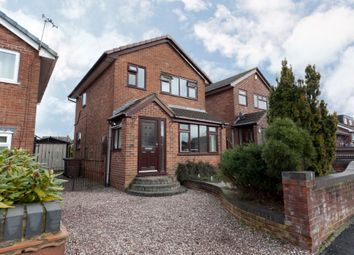 Thumbnail Detached house for sale in Hoveringham Drive, Eaton Park, Stoke-On-Trent