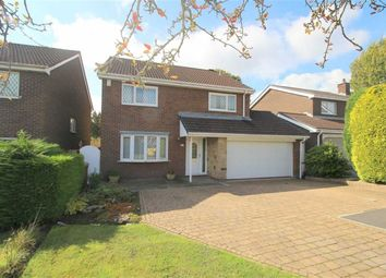 Thumbnail 4 bed detached house to rent in Churchfield, Fulwood, Preston