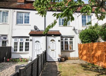 Thumbnail 2 bed terraced house for sale in Bath Road, Woolhampton, Reading