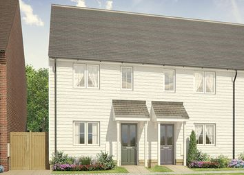"Thumbnail 2 bed duplex for sale in ""The Hythe"" at Avocet Way, Ashford"